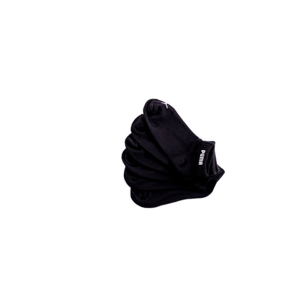 Puma unisex pamut zokni - rövid állású zokni - 39-42 - fekete