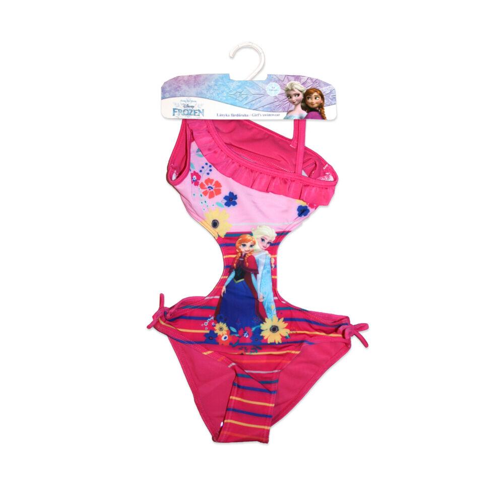 Disney Jégvarázs trikini kislányoknak - pink - 110
