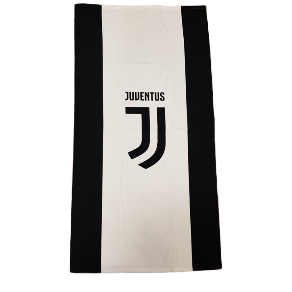 Juventus strandtörölköző - 90x170 - fehér