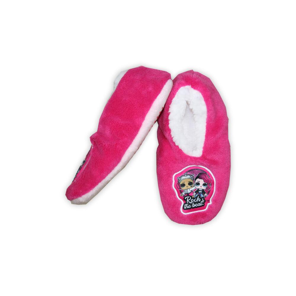 Gyerek mamusz - pink - LOL Baba - 31-34