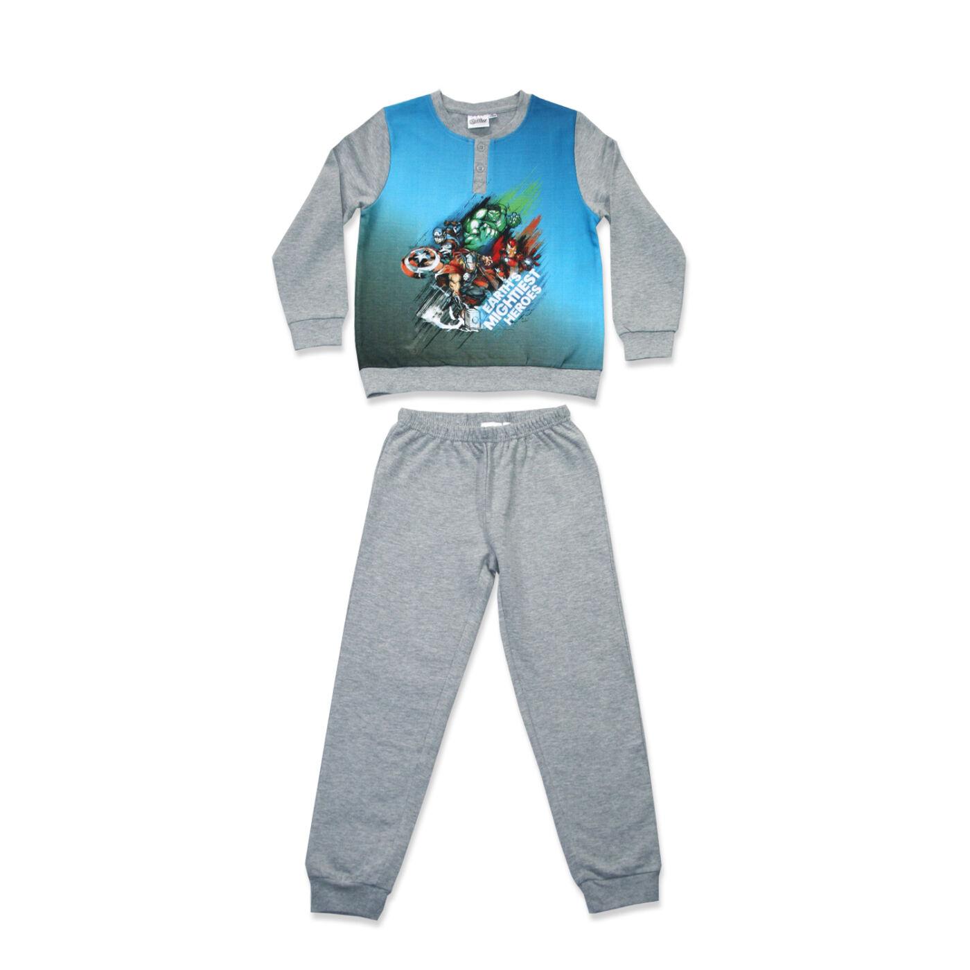 Téli flanel gyerek pizsama - Bosszúállók